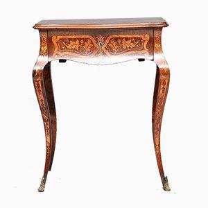 Tavolino in palissandro, fine XIX secolo