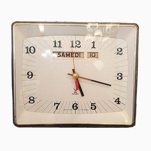 Horloge Murale Ortic Transistor de Jaz, 1970s