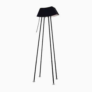 Monsieur Lamp in Black by Marco de Masi for Officine Tamborrino
