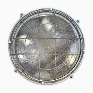 Large Cast Aluminium Industrial Wall Lamp from Elektrosvit, 1980s