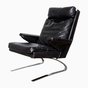 Mid-Century Lounge Chair by Reinhold Adolf for COR