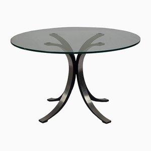Table d'Appoint Vintage par Osvaldo Borsani