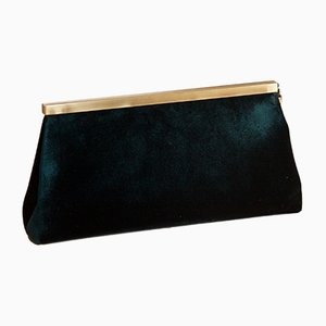 Velvet Clutch by Once Milano