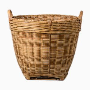 Vintage French Basket, 1970s