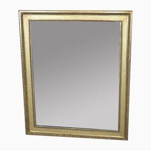 19th-Century Louis XVI Style Spiegel in Holz und Golden Stuck