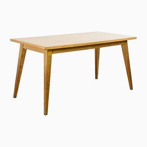 Französischer Vintage Tisch aus Eiche & Nussholz