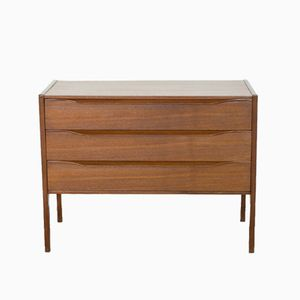 Danish Teak Chest of Drawers from Aksel Kjersgaard, 1960s