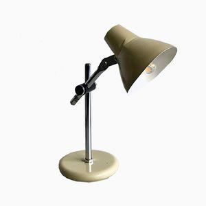 Kleine verstellbare Vintage Schreibtischlampe