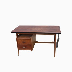 Mid-Century French Desk, 1950s