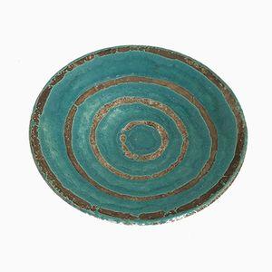 Vintage Ceramic Bowl by Jean Besnard, 1930s