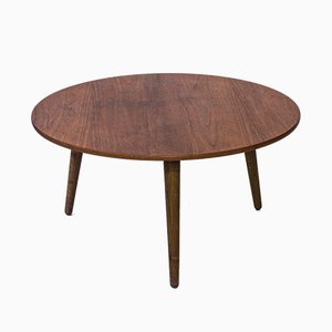 Mid-Century Danish Side Table by Hans J. Wegner for Andreas Tuck