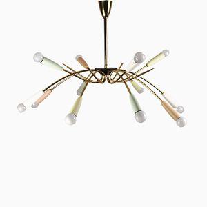 Spider Deckenlampe, 1950er