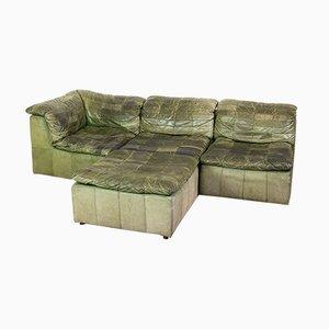 Modulares Patchwork-Sofa von Laauser, 1970er