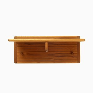 Danish Teak Hat Rack by Aksel Kjersgaard for Vildbjerg, 1960s