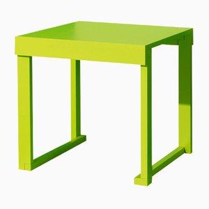 Table d'Appoint EASYoLo Granny Smith par Massimo Germani Architetto pour Progetto Arcadia