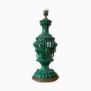 Lampe de Bureau en Céramique, 1960s