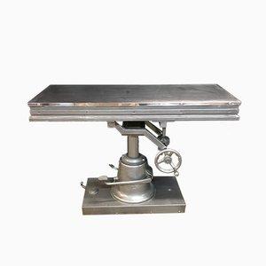 Table Console Vintage en Fer par Mathieu Pierre