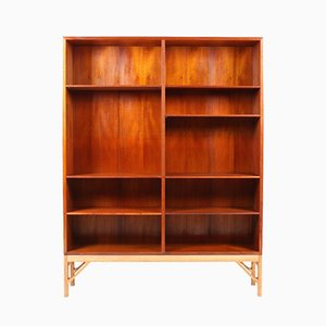 Vintage Danish Teak Bookcase by Børge Mogensen for FDB
