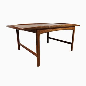 Frisco Teak Coffee Table by Folke Ohlsson for Tingströms, 1960s
