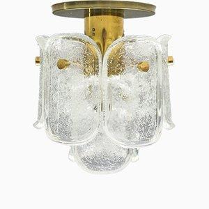 Deckenlampe von Limburg, 1960er