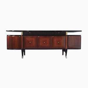 Italian Rosewood Buffet or Sideboard by Paolo Buffa, 1950s