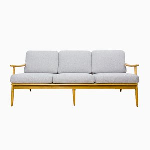 Mid-Century Danish 3-Seater Sofa, 1950s
