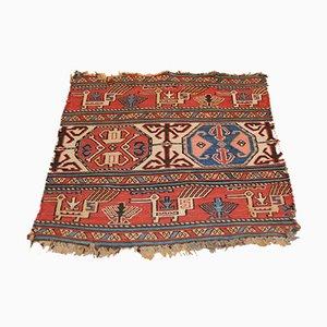 Antiker Shahsavan Mafrash Teppich