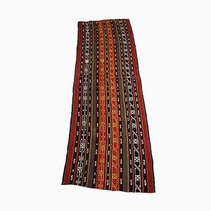 Tappeto Kilim a tessitura piatta, Uzbekistan, anni '10