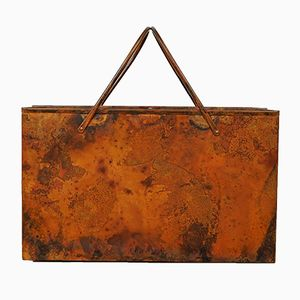 Copper Umbrella Stand Bag, 1960s