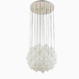 Tulipan Chandelier by JT Kalmar for Franken, 1960s