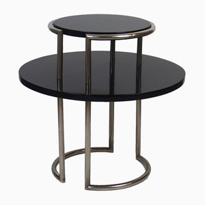 Tavolini Art Deco modernisti