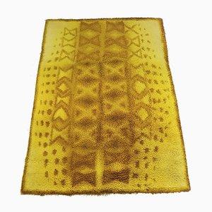 Vintage Hungarian Carpet, 1970s