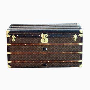 Baúl de viaje grande de Louis Vuitton, años 20