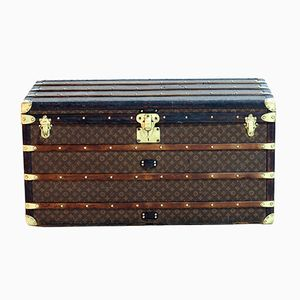 Large Steamer Trunk from Louis Vuitton, 1920s