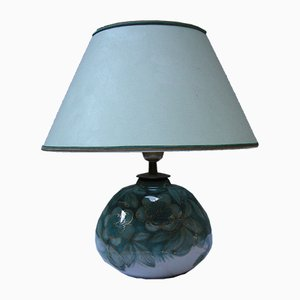 Vintage Table Lamp by Camille Tharaud for Limoges