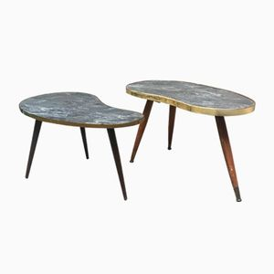Coffee Tables, 1950, Set of 2