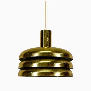 Brass Pendant by Hans-Agne Jakobsson for Hans-Agne Jakobsson AB Markaryd, 1960s