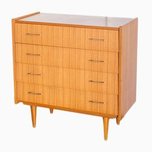 French Teak Chest of Drawers, 1970s
