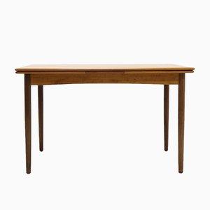 Teak Extendable Dining Table by Niels Otto Møller for J.L. Møllers, 1960s