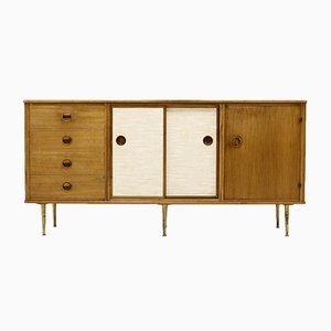 Credenza in noce di William Watting per Fristho, anni '60