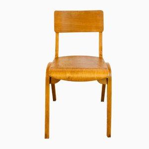 Mid-Century English School Chair