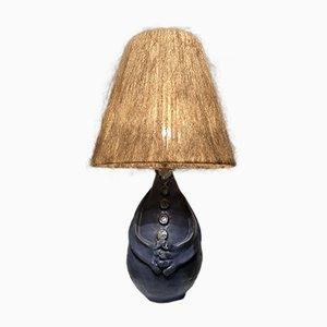 Terrakotta-Lampe, 1960er