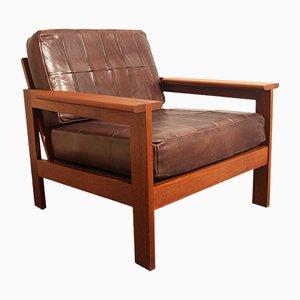 Vintage Capella Chair von Illum Wikkelso für Niels Eilersen