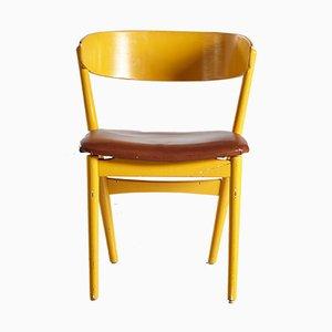 Nr. 7 Beistellstuhl von Helge Sibast für Sibast, 1960er