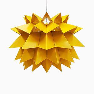 Star Light Hängelampe von Anton Fogh Holm & Alfred J Andersen für Nordisk Solar, 1960er