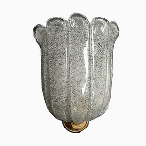 Vintage Murano Glass Wall Light by Gianni Seguso for Seguso