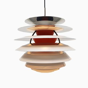 Vintage PH Kontrast Ceiling Lamp by Poul Henningsen for Louis Poulsen