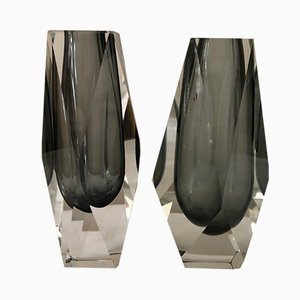 Vases Vintage, 1970s, Set de 2