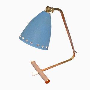 Lámpara de mesa sueca, años 50