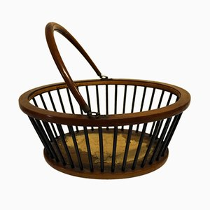 Antique Viennese Basket by Josef Danhauser